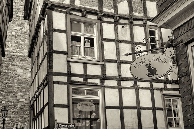 Hattingen / Ennepe-Ruhr-Kreis: Café Adele
