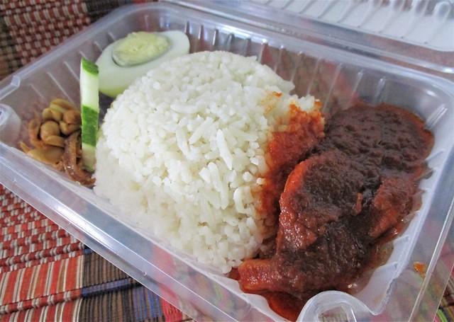Bandong Walk nasi lemak 2