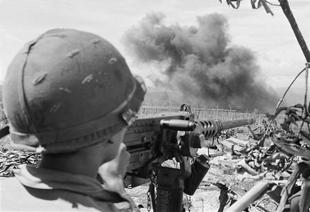 Vietnam Airstrike