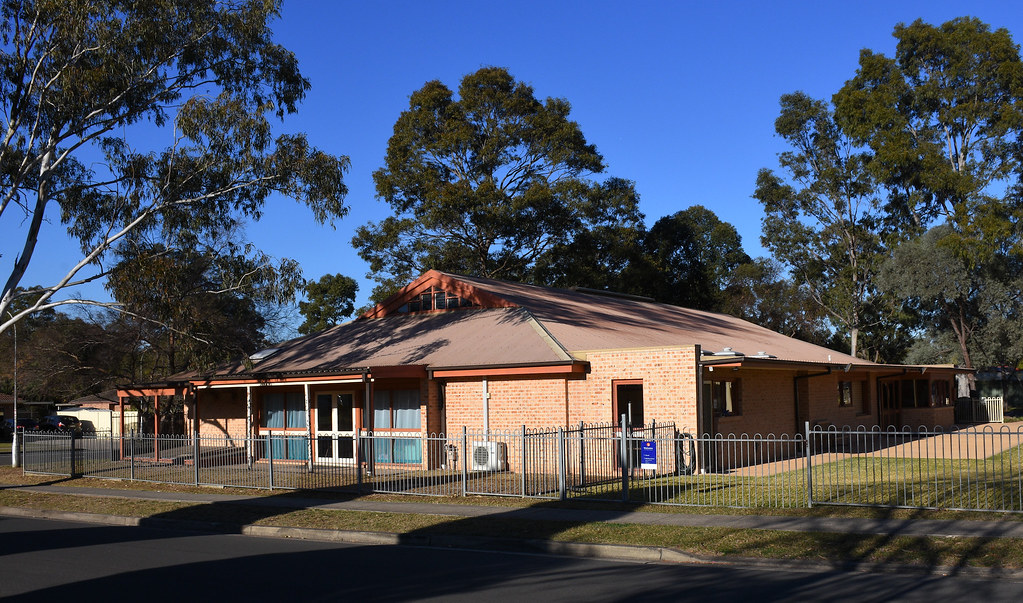 St Thomas Anglican Church, Cranebrook, NSW