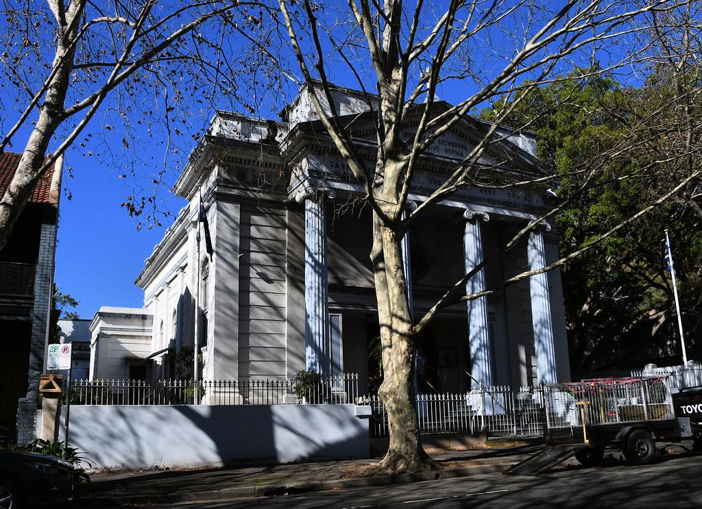 Greek Orthodox Church, Paddington, NSW