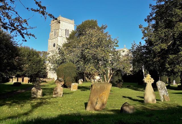 St John's, Wicken - Sunny Sunday a