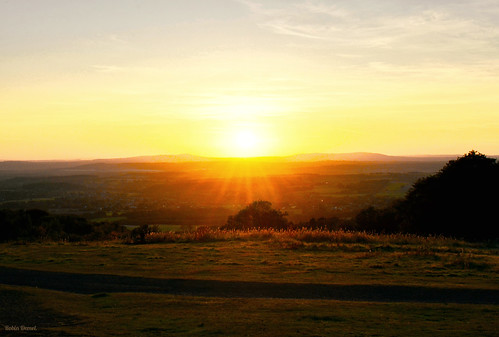 robindemel clent sunset sun september evenings