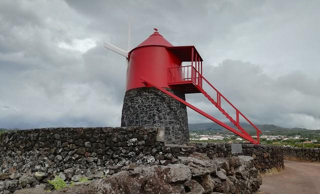 Azoren - Pico Moinho do Frade