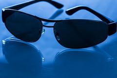 Sunglasses flat