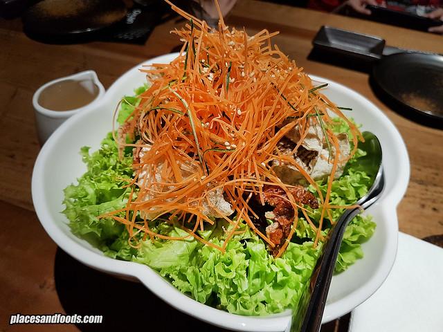 uroko Uroko salad