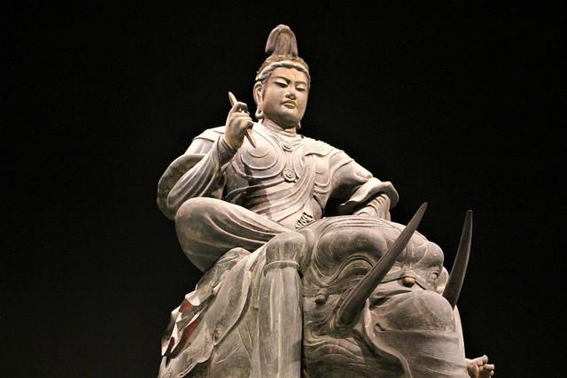 東寺の帝釈天(国宝)