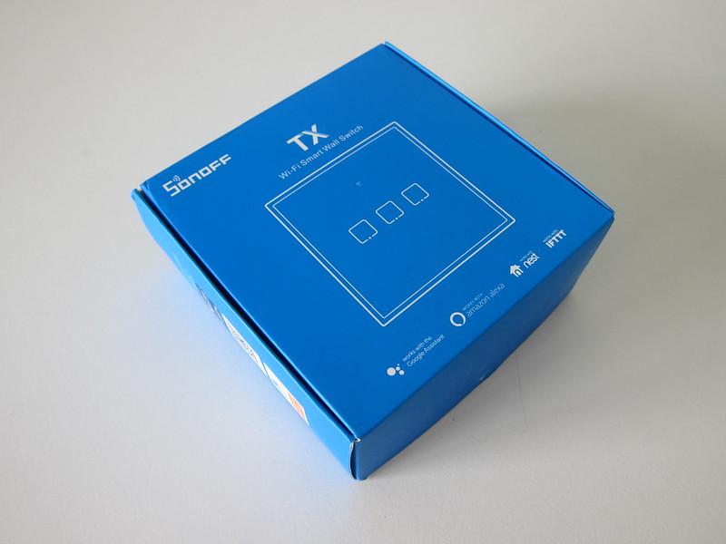 Sonoff T2UK - Box