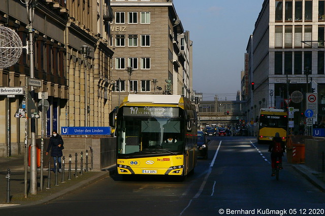 Europa, Deutschland, Berlin, Mitte, Friedrichstadt, Friedrichstraße Ecke Behrenstraße, U-Bahnhof Unter den Linden