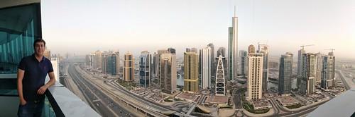 Aitor en Dubái