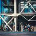 Centre Georges-Pompidou.Paris,France