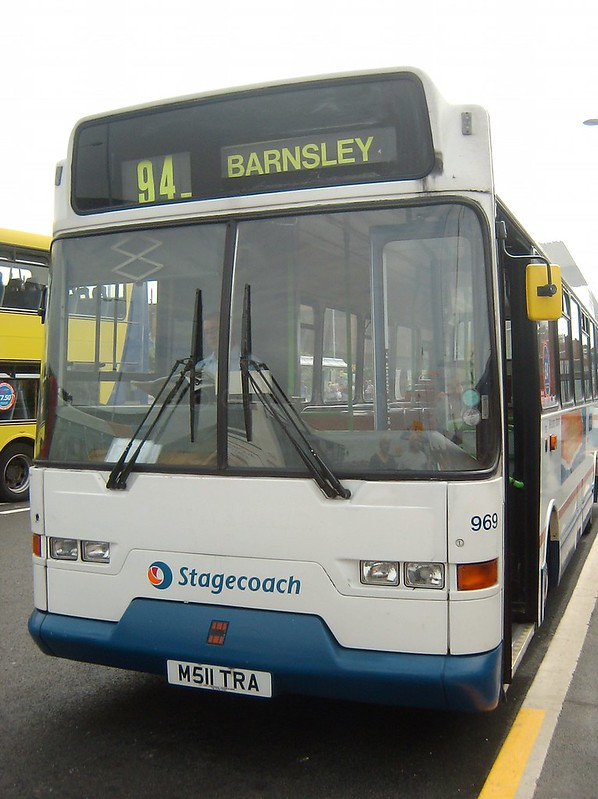 Stagecoach - 30160 - M511TRA - StagecoachUK20061085