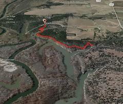 Halloween Trail Track