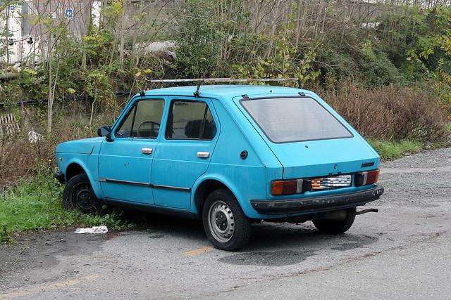 Fiat 127 900C 5 Porte