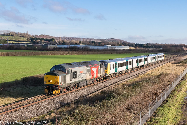 37601 at Lower Moor [5Q91] 04.12.2020
