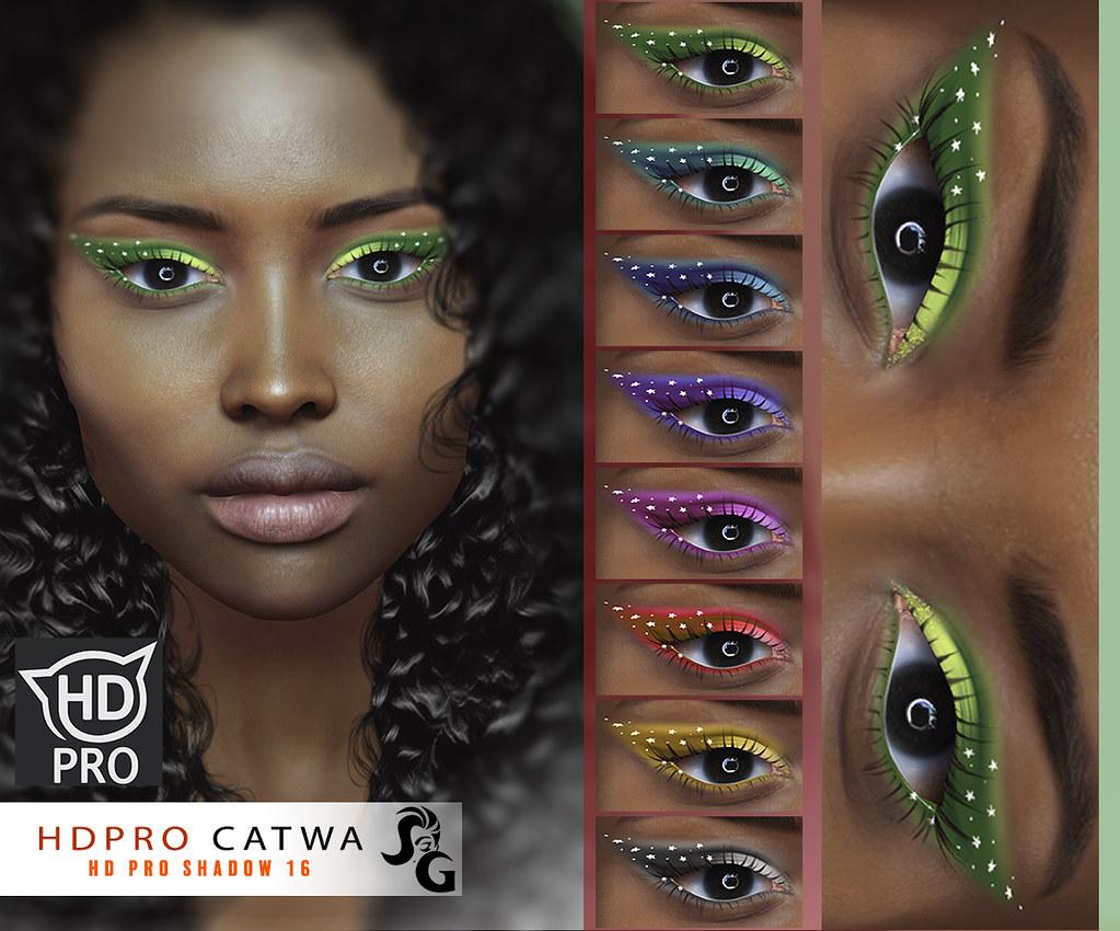 Catwa HDPRO Shadow 16 @ UNIK