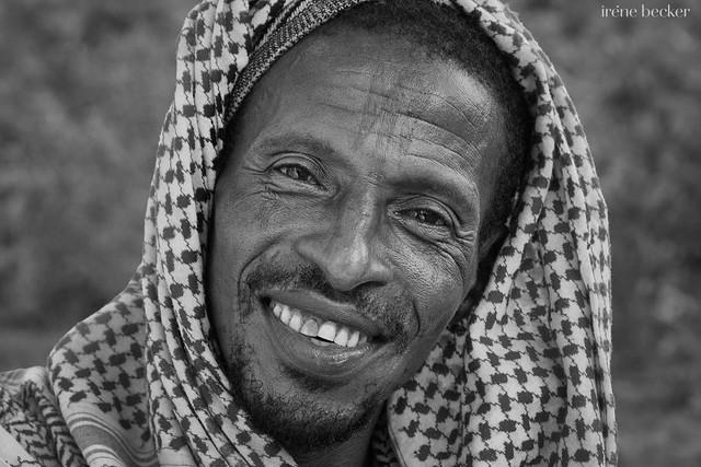 Fulani Portrait