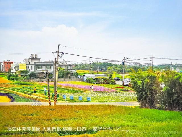 溪海休閒農業區 大園景點 桃園一日遊
