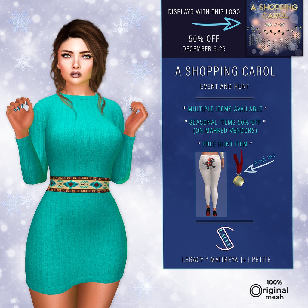 Slackr :: A Shopping Carol