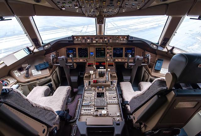 VQ-BAO  AirBridgeCargo Airlines - ABC Boeing 777-F