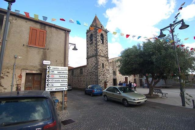 Bauladu M A 2017 (3) chiesa san Gregorio Magno
