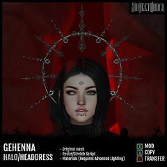 Six Feet Under - Gehenna Halo