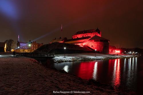 Joulun punainen | Häme Castle | Hämeen linna