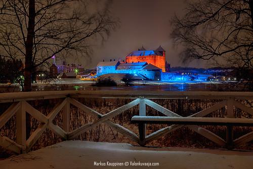 Lumilyhty | Häme Castle | Hämeen linna
