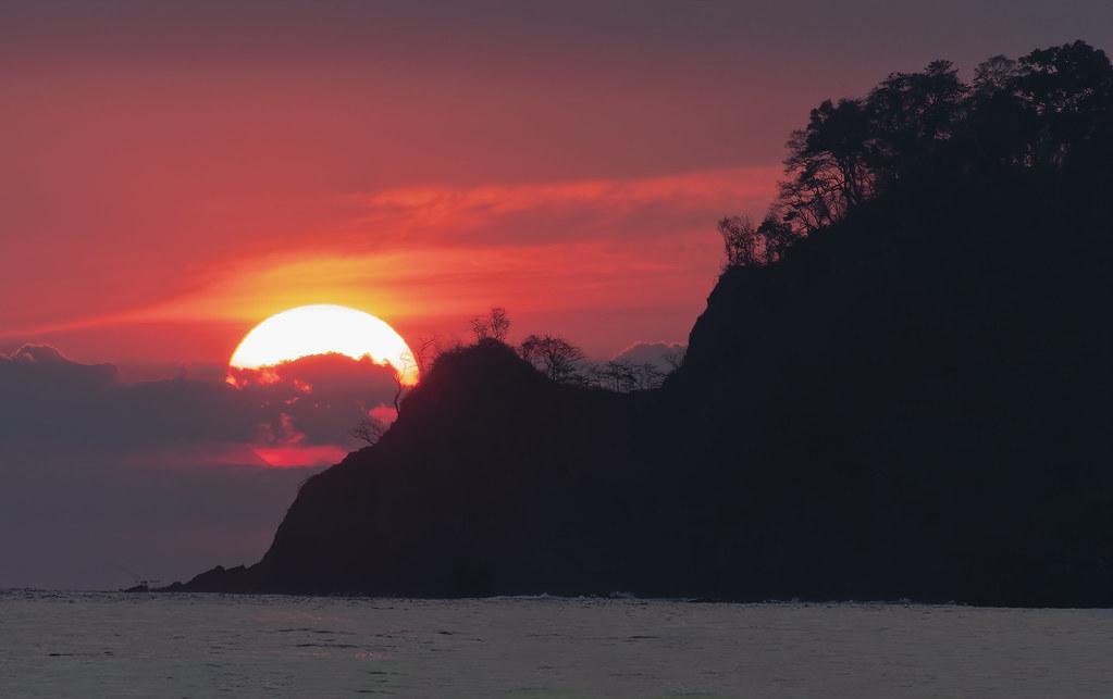 Vers le soleil couchant de Manuel Antonio... 50683736457_b84cf39de4_b