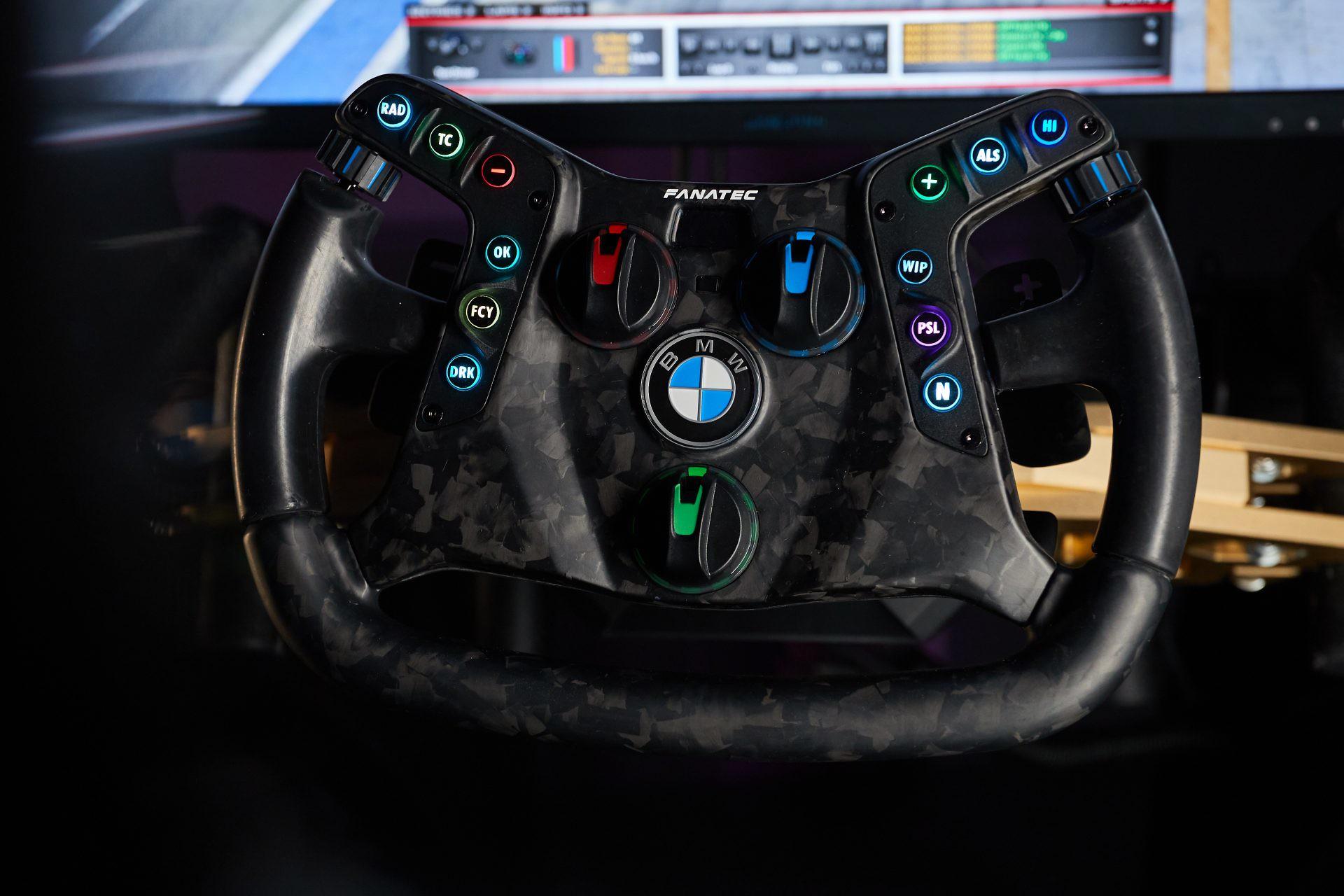BMW M4 GT3 wheel 3