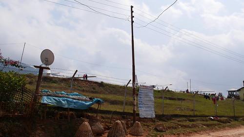 nepal himalaya flughafen