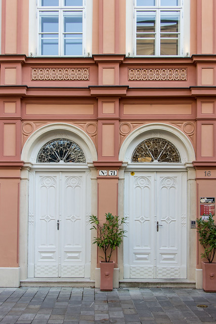 No. 16 Laurinská Street, Bratislava, Slovakia