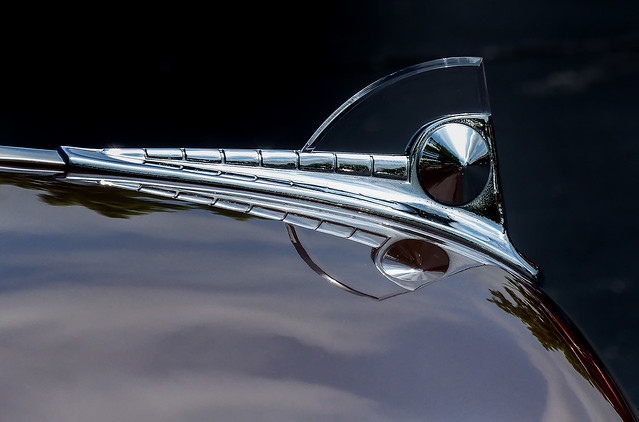 1950 Ford Hood Ornament