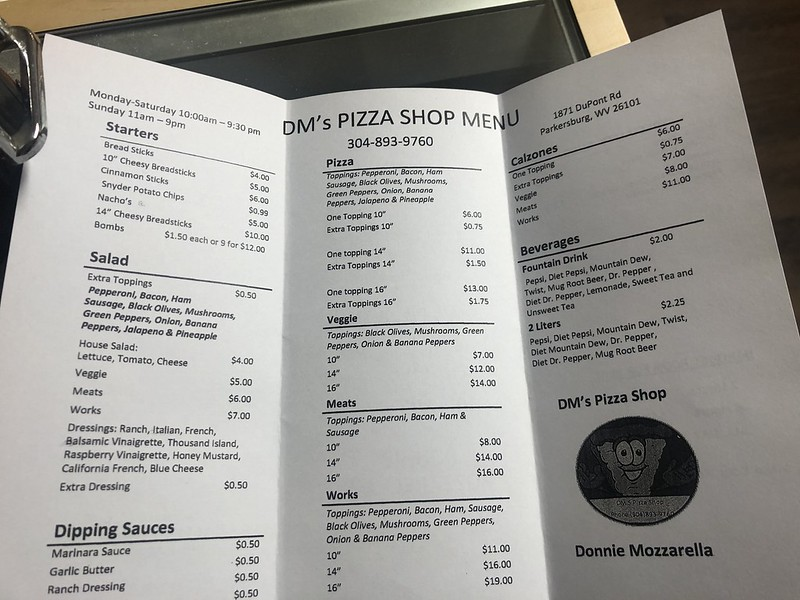 DMs Pizza Shop