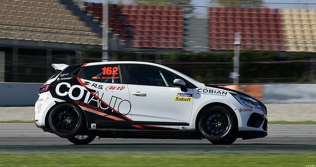 Clio Cup / Adrian SCHIMPF / ESP / COTA AUTOMOCION