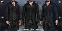 Volver - Trevor Long Coat