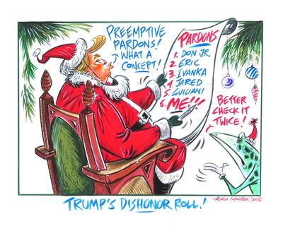 Trump's Dishonor Roll