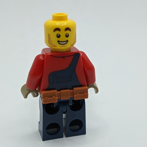 LEGO City Advent 2020 day 5 back