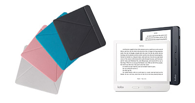 The Rakuten Kobo Libra H2O e-reader (S$279.90) and the optional sleep cover (S$59) is available online (https://sg.kobobooks.com/products/kobo-libra-h2o) as well as at key retailers such as Challenger, Courts, and Sprint-cass.