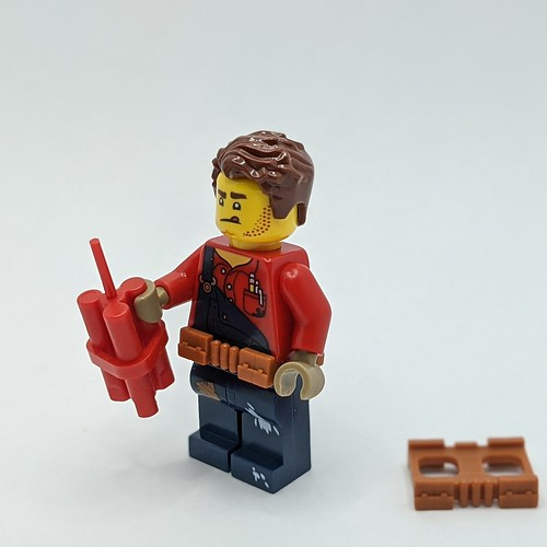 LEGO City Advent 2020 day 5
