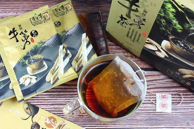 青玉牛蒡茶 原味牛蒡茶包