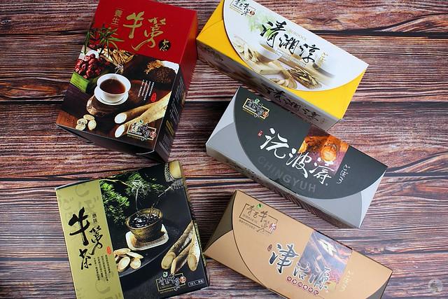 青玉牛蒡茶 牛蒡茶包