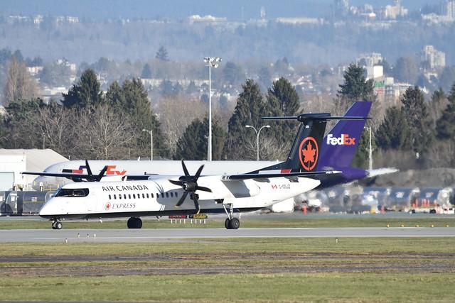 Air Canada C-GSJZ