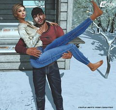 Dont let me fall - EXCLUSIVE DECEMBER GIFT POSE