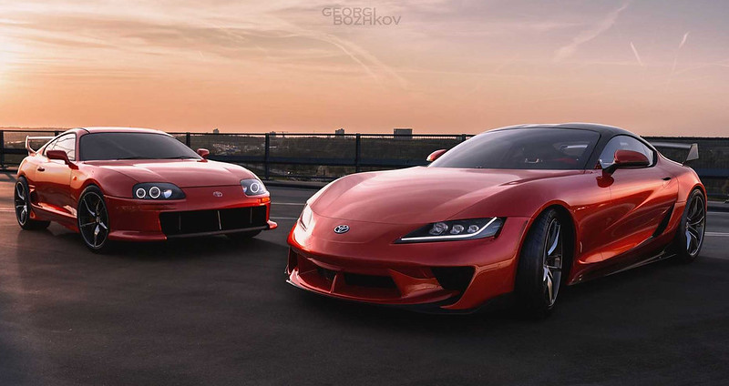 fan-renders-attractive-toyota-supra-tribute-out-of-a-lexus-lc