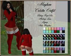 Mayhem Coletta Outfit AD