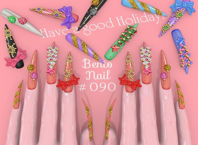 BENTO NAIL #090
