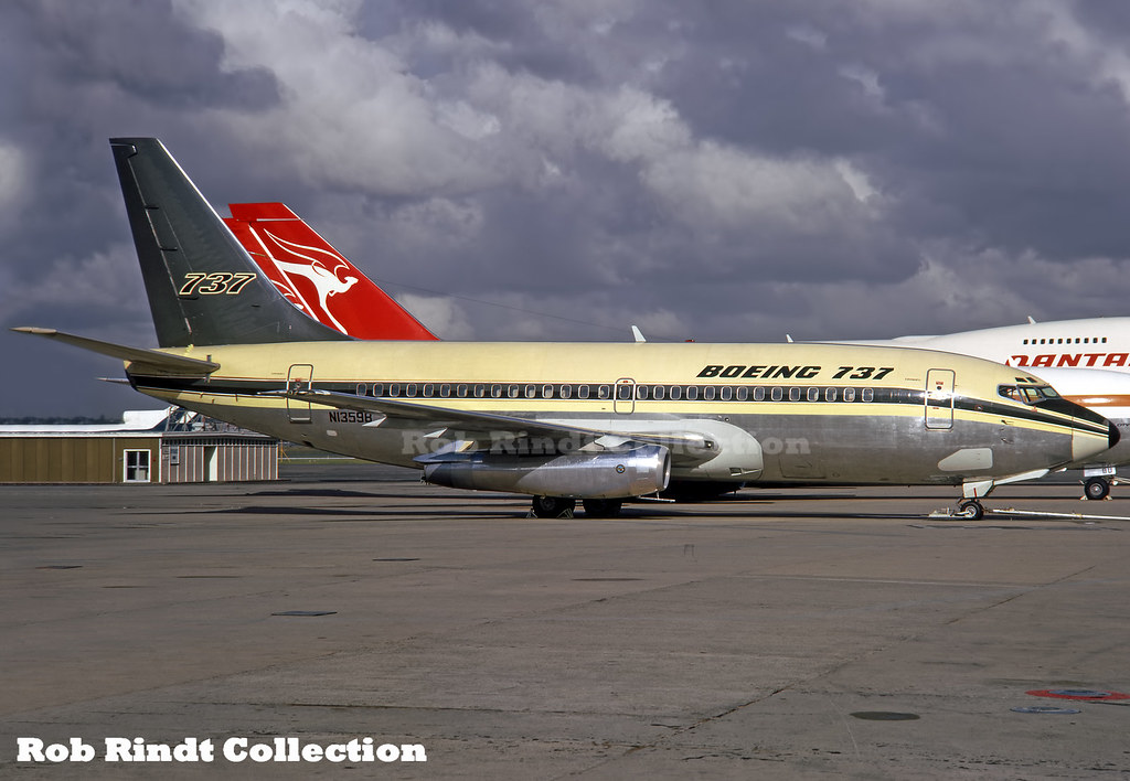 Boeing Company B737-222 N1359B