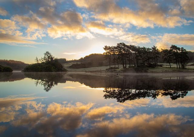 Knapps Loch Clouds