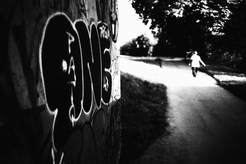 White edge (Leica M6)